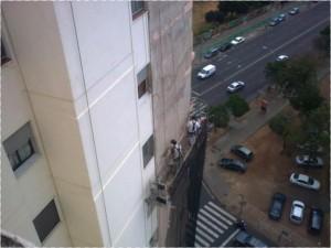 Rehabilitación de fachadas Sevilla